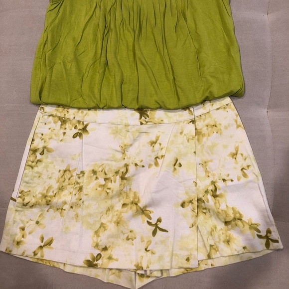 Cache Pants - Sz6 shorts szS top outfit for the summer